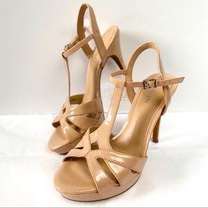 Gianna Bini Heleena Sandal Heels Size 7.5